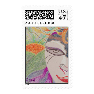 Sweet Dreams Postage Stamps