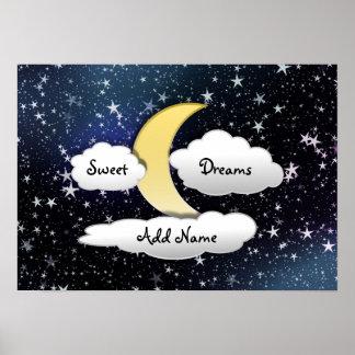 """Sweet Dreams"" Poster"