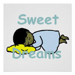 Sweet Dreams POSTER Print
