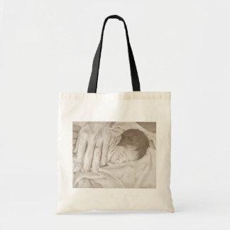 Sweet Dreams Sepia Tote Bag