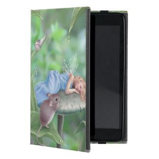 Sweet Dreams Sleeping Fairy iPad Mini Case