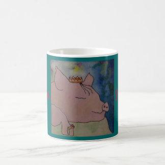 Sweet Dreams Sleeping Pig Mug