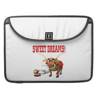 Sweet Dreams Sleeves For MacBooks