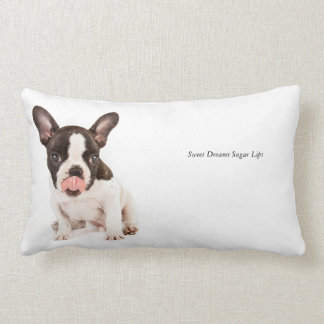 Sweet Dreams Sugar Lips Lumbar Pillow