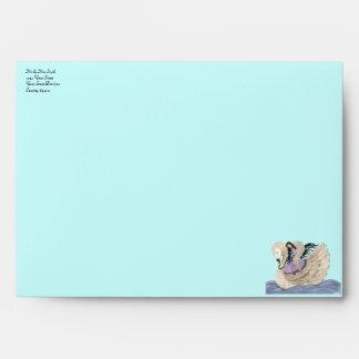Sweet Dreams (The Angel & The Swan) Envelope