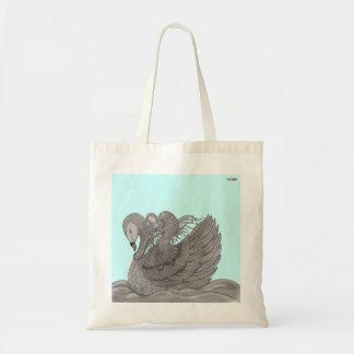 Sweet Dreams(The Angel & The Swan) Tote Bag