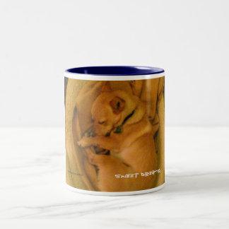 Sweet Dreams! Two-Tone Coffee Mug