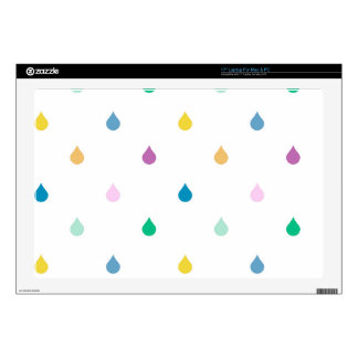 sweet drops laptop skins