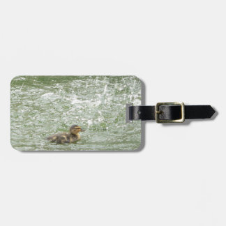 sweet Duckling Travel Bag Tags
