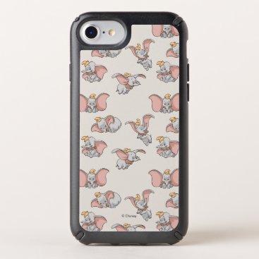 Sweet Dumbo Pattern Speck iPhone Case