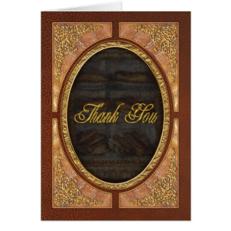 Sweet - Eclair - Chocolate Eclairs Greeting Card