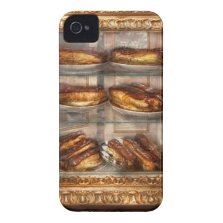 Sweet - Eclair - Chocolate Eclairs iPhone 4 Case-Mate Case
