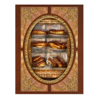 Sweet - Eclair - Chocolate Eclairs Postcard