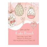 Sweet Elegance Easter Custom Invite