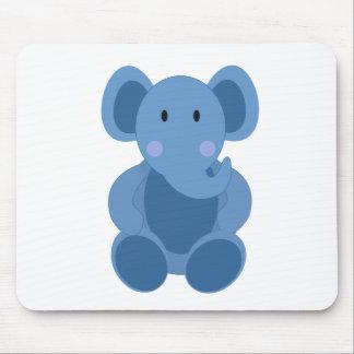 Sweet Elephant Mouse Pads