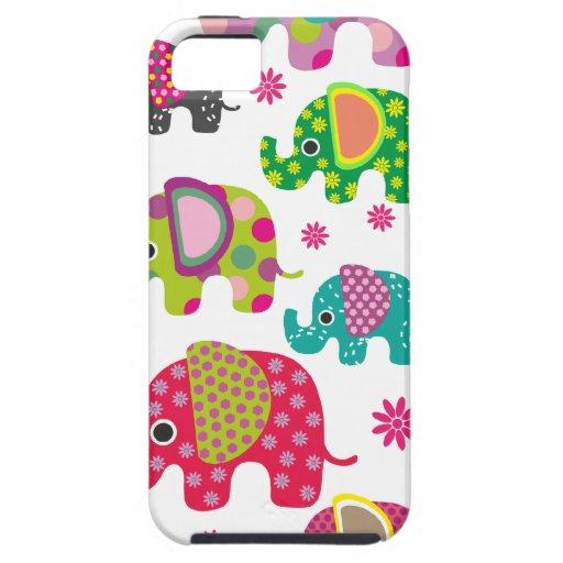 SWEET ELEPHANTS Case-Mate Vibe iPhone 5 Case