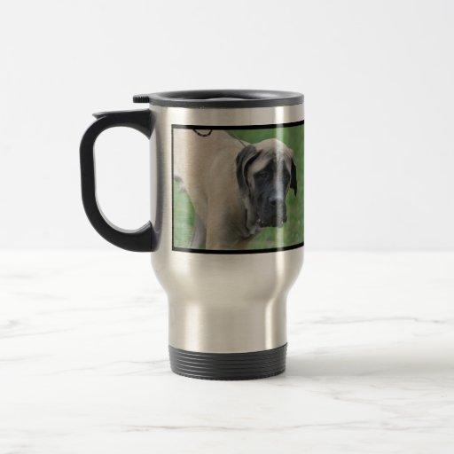 Sweet English Mastiff Coffee Mug