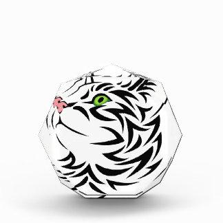 Sweet Face Kitty Cat Acrylic Award