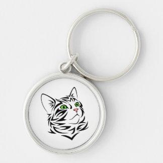 Sweet Face Kitty Premium Keychain