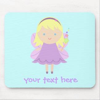 Sweet Fairy Mouse Pad