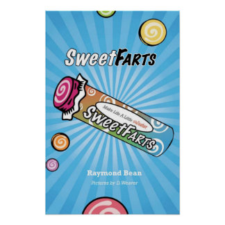 Sweet Farts Book Poster