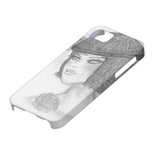 Sweet Flapper iPhone SE/5/5s Case