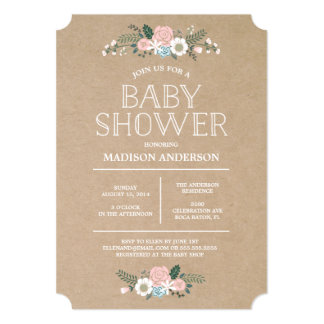 bohemian invitations announcements zazzle