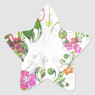 Sweet Floral Stickers