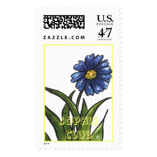 Sweet Flower Postage