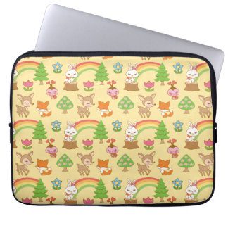 Sweet Forest Laptop Sleeve
