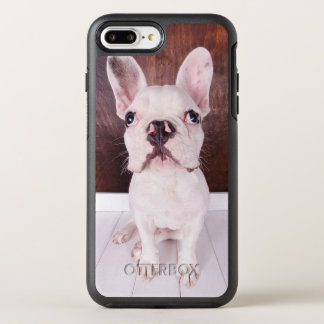 Sweet French Bulldog Puppy OtterBox Symmetry iPhone 7 Plus Case