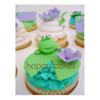 Sweet Frog Postcards