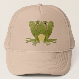 Sweet Froggy Day Trucker Hat
