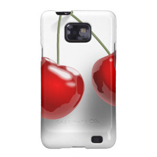 Sweet Fruit Desserts Destiny Gardens Samsung Galaxy SII Cover