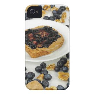 Sweet Fruit Nut Treats iPhone 4 Case