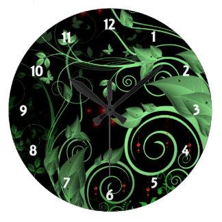 Sweet Garden Wall Clocks