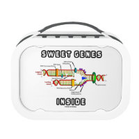 Sweet Genes Inside DNA Replication Humor Replacement Plate