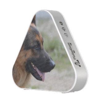 Sweet German Shepherd Dog Bluetooth Speaker
