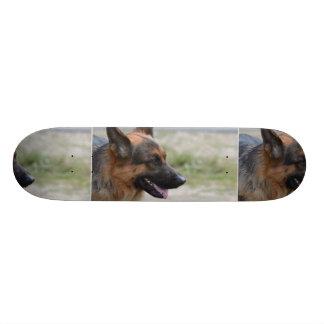 Sweet German Shepherd Dog Skateboard Deck