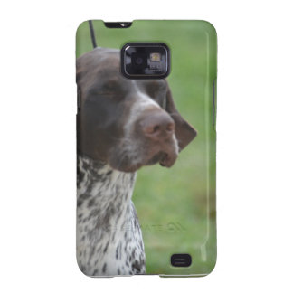 Sweet German Shorthaired Pointer Samsung Galaxy SII Covers