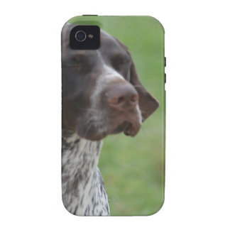 Sweet German Shorthaired Pointer iPhone 4/4S Case