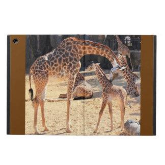 Sweet Giraffes, Mom and Baby, iPad Air iPad Air Cases
