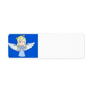 Sweet Girl Angel Label