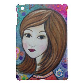 Sweet Girl by Prisarts iPad Mini Cover