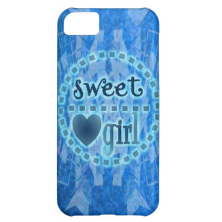 sweet girl gift iPhone 5C cover