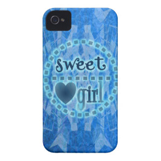 sweet girl gift iPhone 4 Case-Mate cases