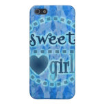 sweet girl gift case for iPhone 5