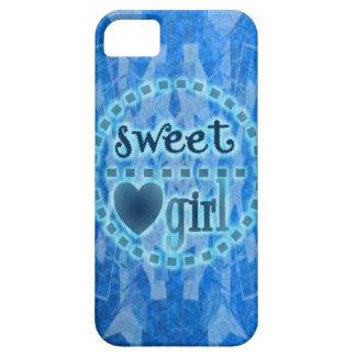 sweet girl gift iPhone SE/5/5s case