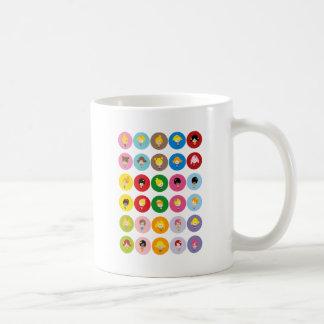 Sweet Girls All Classic White Coffee Mug