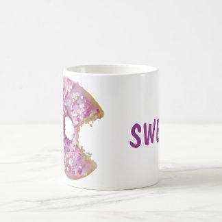 SWEET Glazed Donut Coffee Mug